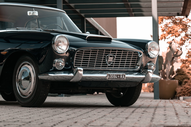 1960 Lancia Flaminia Coupé Pininfarina 2.5 18