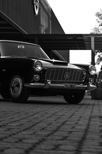 1960 Lancia Flaminia Coupé Pininfarina 2.5 20