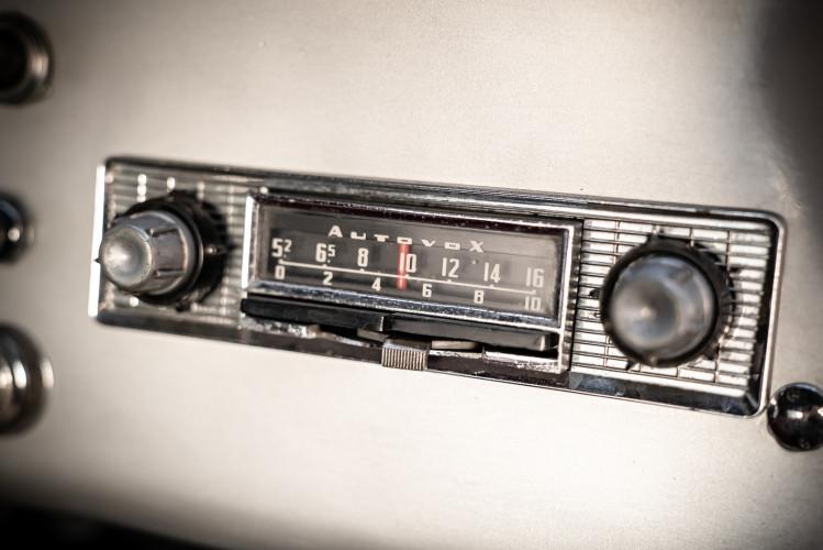 1958 Lancia Aurelia B24 Convertible 33