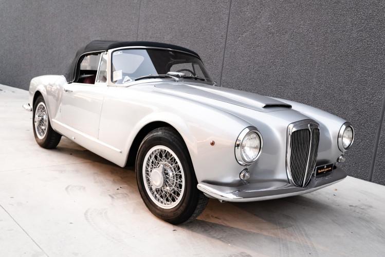 1958 Lancia Aurelia B24 Convertible 5