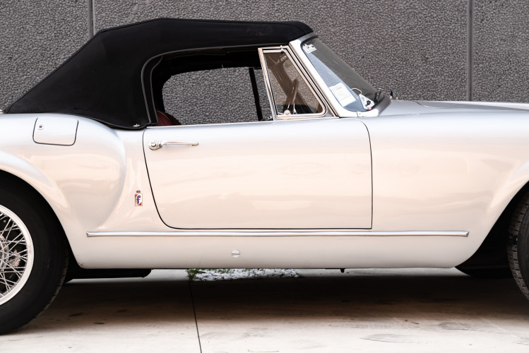 1958 Lancia Aurelia B24 Convertible 13