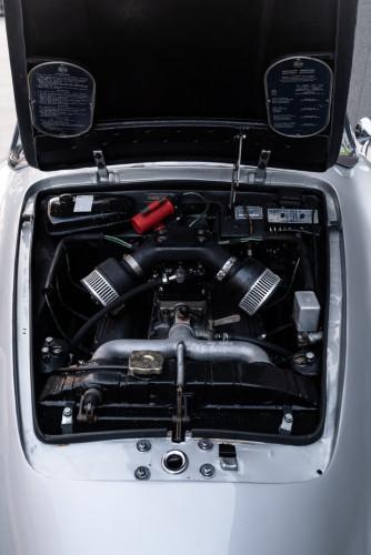 1958 Lancia Aurelia B24 Convertible 22