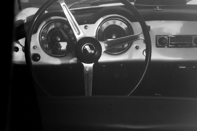 1958 Lancia Aurelia B24 Convertible 25