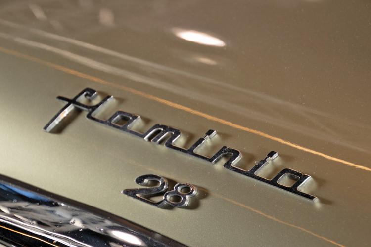 1965 Lancia Flaminia coupè Pininfarina 2.8 - 3B 8