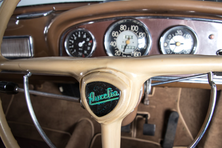 "1951 LANCIA AURELIA B50 ""Farina"" 18"