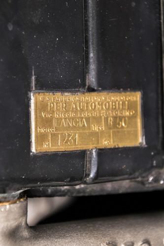 "1951 LANCIA AURELIA B50 ""Farina"" 27"
