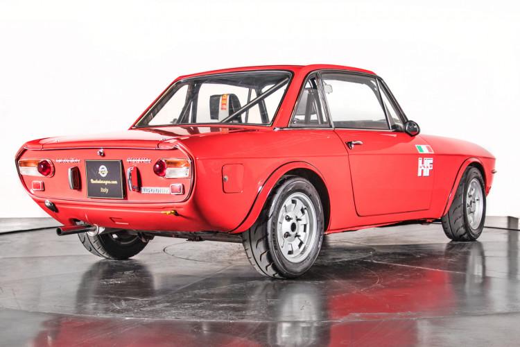 """1971 Lancia Fulvia HF 1.6 """"Fanalino"""" 4"""