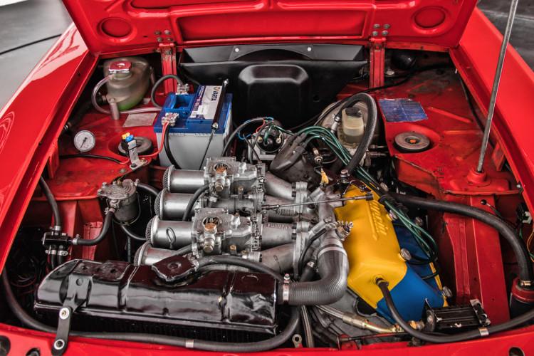 """1971 Lancia Fulvia HF 1.6 """"Fanalino"""" 19"""