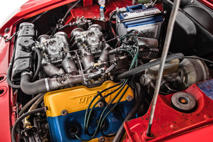 """1971 Lancia Fulvia HF 1.6 """"Fanalino"""" 21"""
