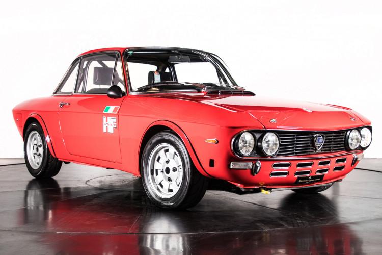 """1971 Lancia Fulvia HF 1.6 """"Fanalino"""" 7"""