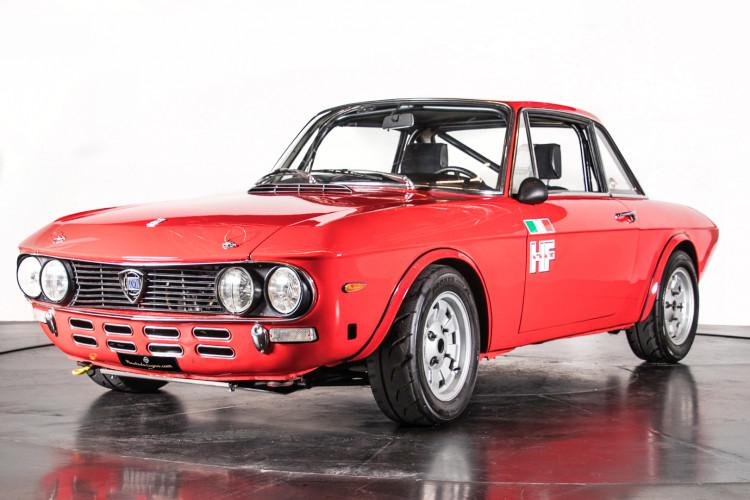 """1971 Lancia Fulvia HF 1.6 """"Fanalino"""" 0"""