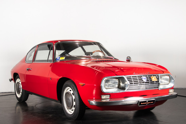 1968 Lancia Fulvia sport Zagato 6