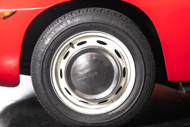 1968 Lancia Fulvia sport Zagato 14