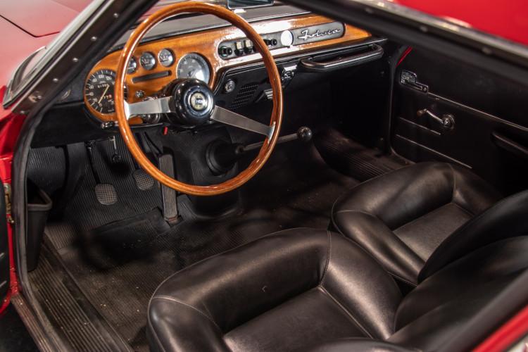 1968 Lancia Fulvia sport Zagato 15