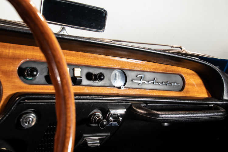 1968 Lancia Fulvia sport Zagato 20