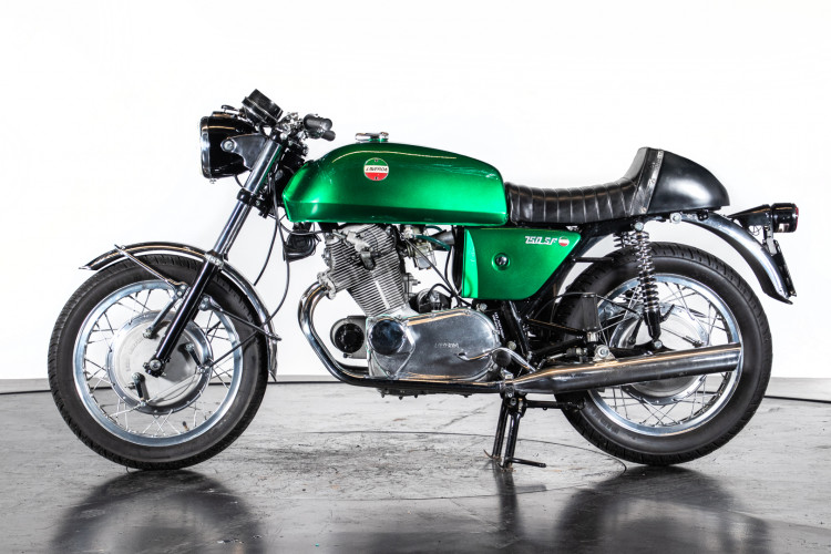 1971 Laverda 750 SF 1