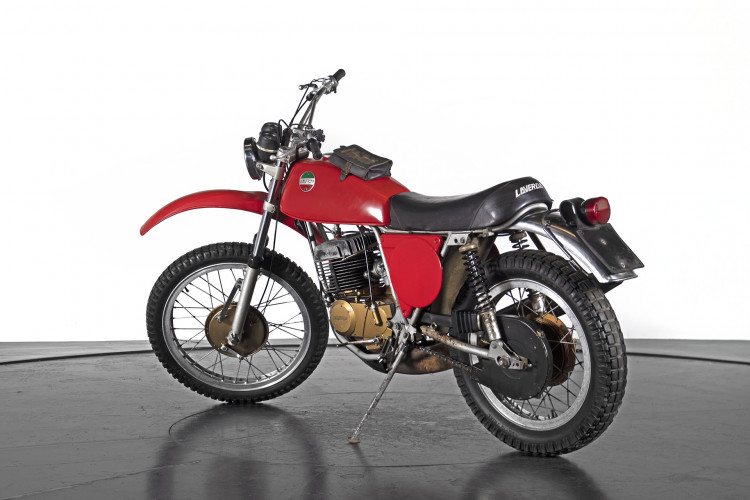 1977 LAVERDA 250 2T 7