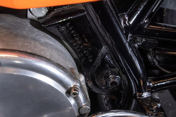 1972 LAVERDA 750 7