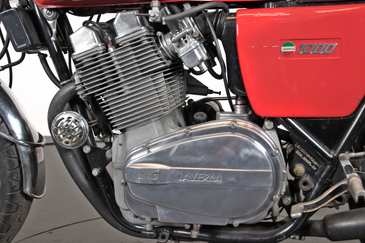 1975 Laverda 1000 SF 5