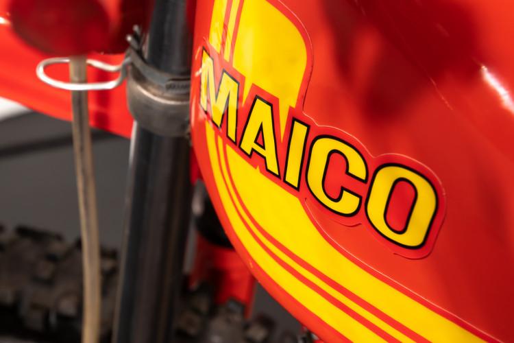 1981 Maico Cross 250 con motore 400 8