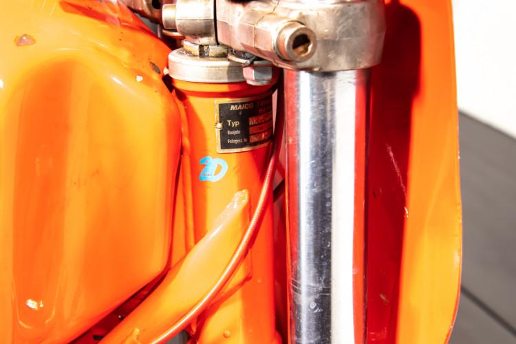 1981 Maico Cross 250 con motore 400 18