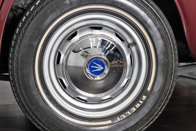 1967 Maserati Quattroporte 12