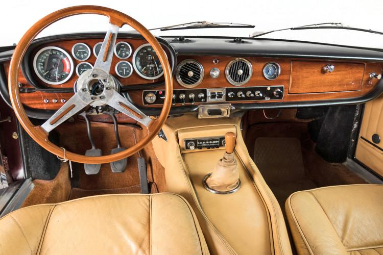 1967 Maserati Quattroporte 26