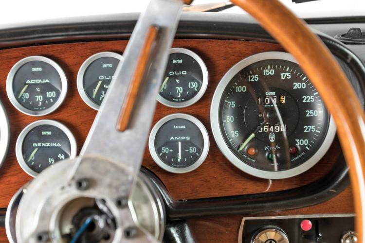 1967 Maserati Quattroporte 28