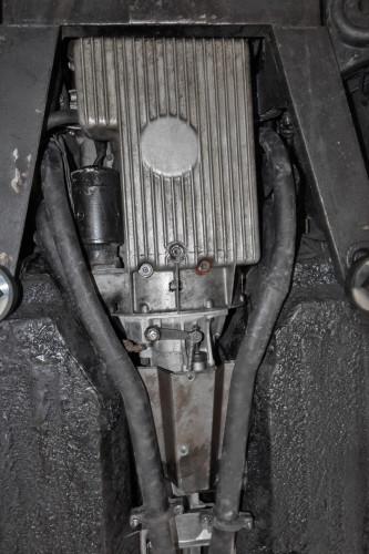 1967 Maserati Quattroporte 44