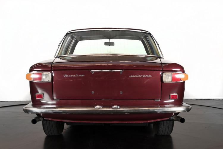1967 Maserati Quattroporte 3