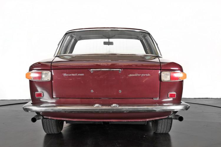 1967 Maserati Quattroporte 10
