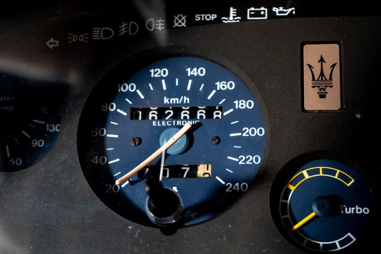 1985 Maserati Biturbo Spyder 18