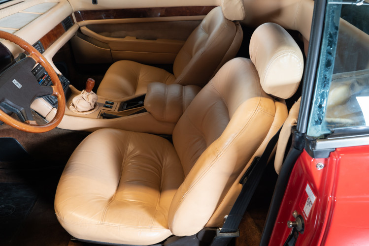 1985 Maserati Biturbo Spyder 24