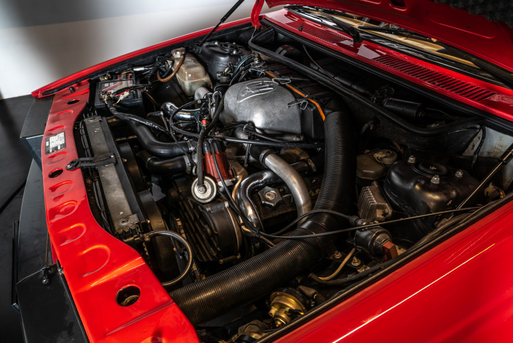 1985 Maserati Biturbo Spyder 28