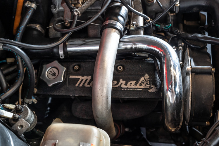 1985 Maserati Biturbo Spyder 32