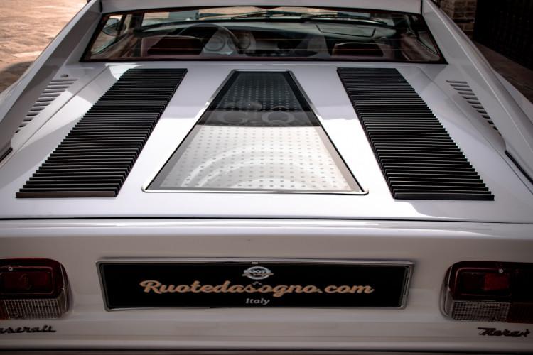 1973 Maserati Merak 31