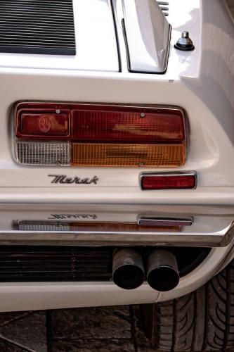 1973 Maserati Merak 34