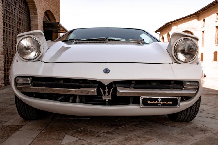 1973 Maserati Merak 38