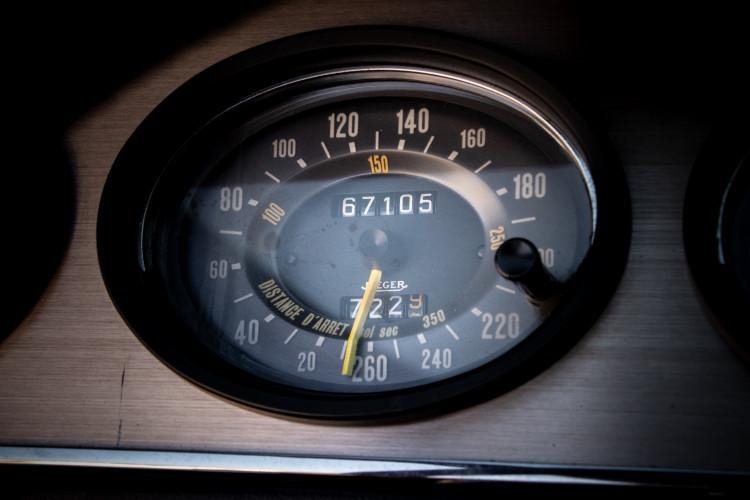 1973 Maserati Merak 56