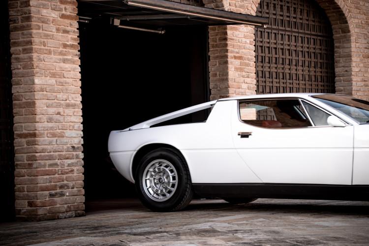 1973 Maserati Merak 8