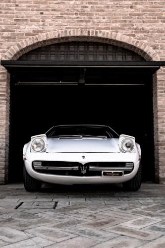 1973 Maserati Merak 9