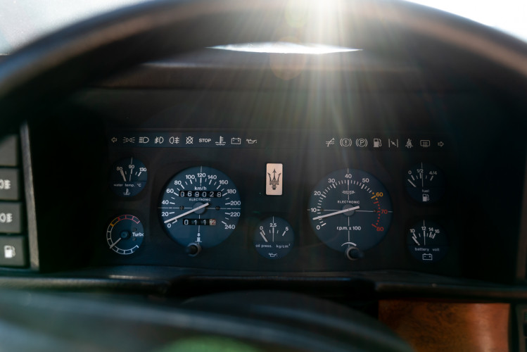 1984 Maserati Biturbo 2000 21