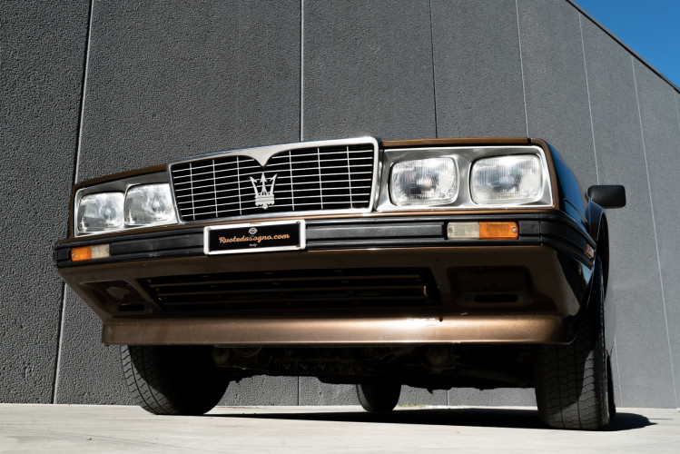 1984 Maserati Biturbo 2000 8