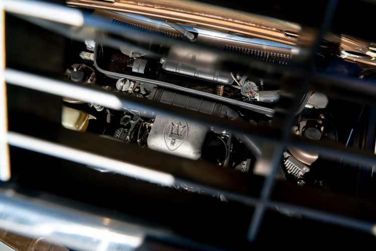 1984 Maserati Biturbo 2000 35