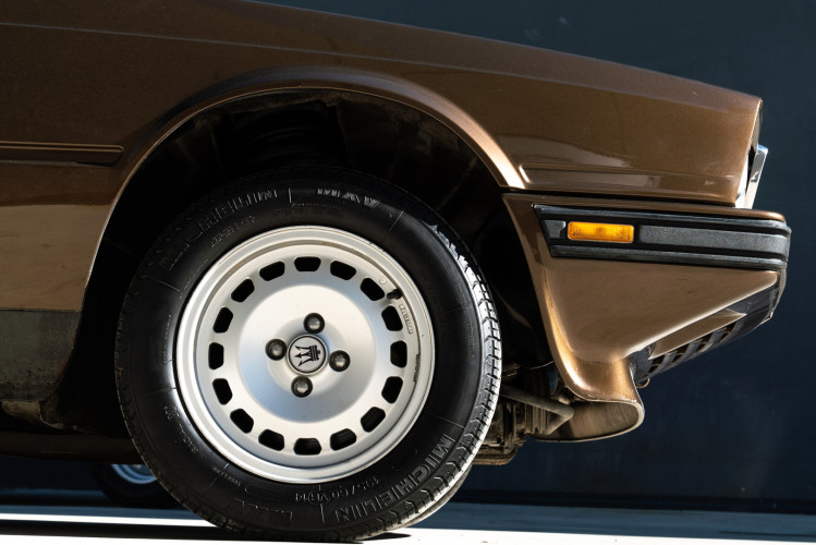 1984 Maserati Biturbo 2000 3