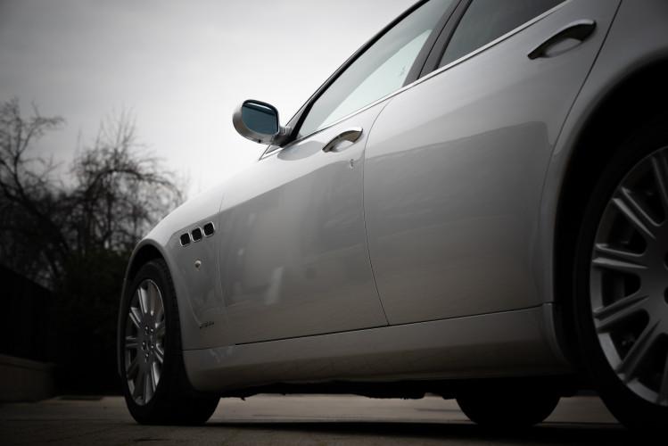 2004 Maserati Quattroporte 16
