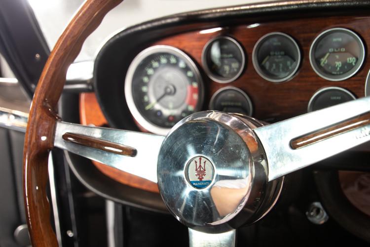 1967 Maserati Quattroporte 20