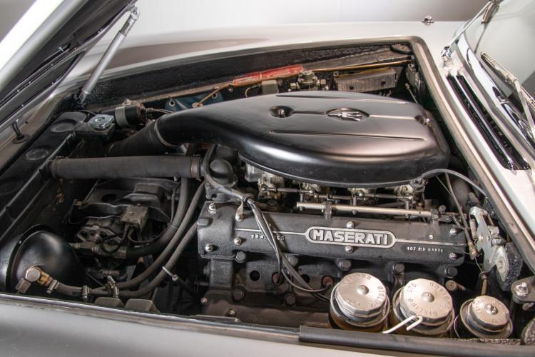1967 Maserati Quattroporte 38