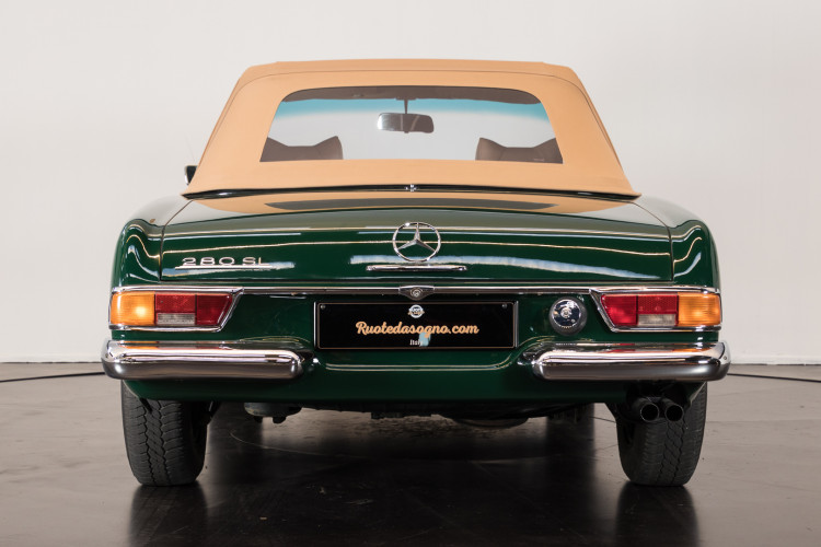 1970 Mercedes-Benz 280 SL 10