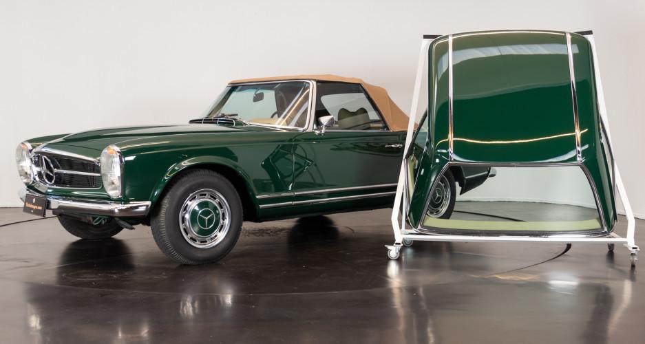 1970 Mercedes-Benz 280 SL 1